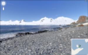 Street View - nu även på Antarktis