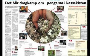 Dala-Demokraten följer vilka verkningar besparingar. Detta publicerade vi den 10 oktober.