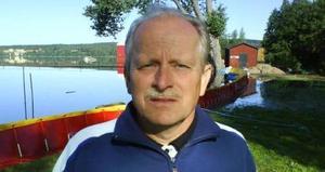 Torbjörn Orr, säkerhetsansvarig i Säters Kommun. Foto: Berndt Norberg