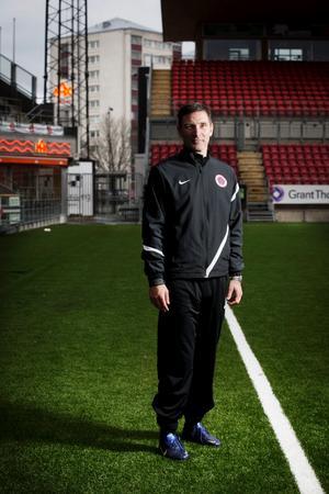 Rickard Nilsson, tränare i Kif Örebro