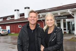 Pastorerna Peter och Anna Fagerhov ligger bakom NKC, Nordanstigs kristna center. De arrangerar Mobilize Sweden-konferensen.