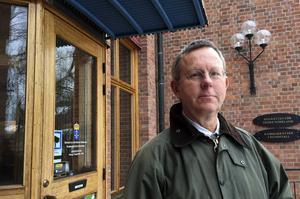 Konkursförvaltare Andreas Victor har blivit kontaktad av närmare tio försäljare.