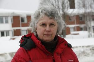 Ann-Kristin Larsén får inget större gehör i utredningen för sin kritik mot rutinerna eller bristen på sådana på Sörgården i Bergsjö