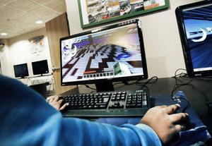 Moderaterna tycker att skolungdomar spelar för mycket dataspel.