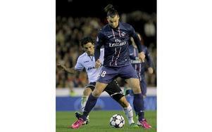 Zlatan Ibrahimovic. AP Photo/Fernando Hernandez/Scanpix
