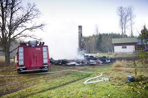 I oktober 2012 brann ett fritidshus i Kilen, Gammelsvedjan, norr om Voxnabruk. När räddningstjänsten kom fram var huset redan övertänt.
