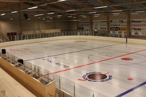 För några veckor sedan stängdes elen i Järvsö arena av eftersom Järvsö IK inte kunde betala räkningarna.