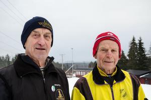 Ett delat intresse för skidåkning och motion har fört samman vännerna i 40 år.