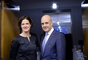 Kronprinsessan Anna Kinberg Batra tar nästa helg över ordförandeskapet i Moderaterna efter Fredrik Reinfeldt.