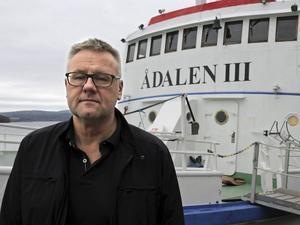 Peter Söderkvist äger och driver Ådalen III.