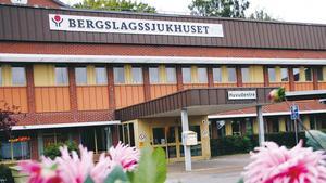 Skribenten berättar om glädjetårar vid besöket på Bergslagssjukhuset. Foto: Jesper Eriksson/FP-arkiv