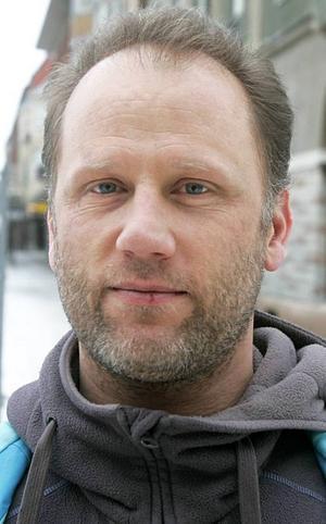 Linus Klar,42 år, Odensala:– Nej, eftersom jag inte har haft möjlighet att titta så mycket. Jag har inte TV3. Det är nog vintersport jag gillar mest. Alpint är spännande, det går fort.