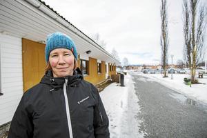 Cilla Gauffin är chef för den gemensamma miljö- och byggavdelningen för Bergs och Härjedalens kommuner.  Foto: Jens Stenman