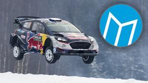Mittmedia och Svensk Bilsport inleder ett samarbete, där starten är direktsändning från Östersund Winter Rally.