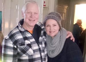 – Vi är galna med vi vill ha det här huset, säger  Dan Pålshagen och Lilian Rosén.