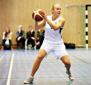 Olivia Lindgren och Sverige tog sin första seger i EM-slutspelet.