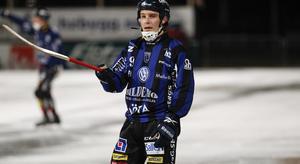 Jakob Jenefeldt står inför sin fjärde säsong i Sirius.
