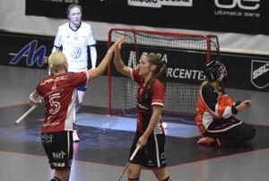 Anna Wijk, Therése Karlsson, Kais Mora