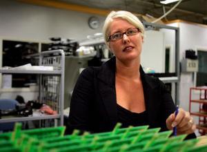 —Verksamheten lever vidare, konstaterar Katarina Dahl, platschef för Gelab i Fränsta. Gelab i Gäddede tog i går över konkursade Torps Elektronik. 16 av de 24 jobben räddas.