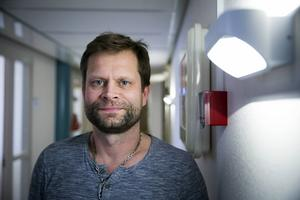 Björn Sidenhjärta, chef för polisens bedrägerigrupp i Dalarna.