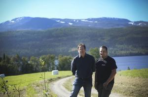 Egon Wikström och Erik Alexandersson ska arrangera en game fair-mässa i Kall som går av stapeln nästa sommar. Responsen har varit överväldigande och initiativtagarna har även fått stöttning av Åre kommuns politiker.