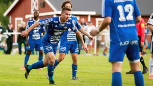 Nytt hattrick av Emil Zoltek mot BK30 och nu leder Södraspelaren skytteligan för division 4 klart.
