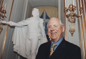 Klaus Rifbjerg. Arkivbild.
