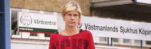 """Drabbad. Anette Bäckström ångrar inte alls den långa antibiotikakuren. """"I  början var jag en ganska stark motståndare, men nu äter jag den med glädje."""""""