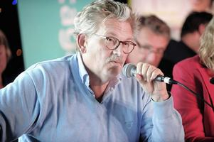Alf Norberg, regionråd, Vänsterpartiet.