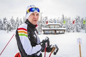 52-årige Thommy Larsson från Sundsvall åker sitt 27:e Vasalopp i år.