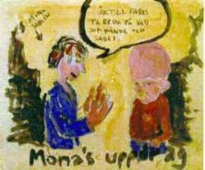 Storhufvud möter Mona…
