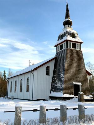 Ruijan Haarat räknar med att fylla Binsjö kyrka med åhörare och stämningsfull sång och musik.