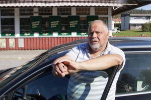 Anders Fahlberg har varit charkuterist men är numera sjukpensionär.