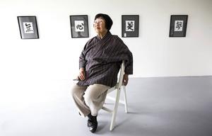 Hiroko Kimuras utställning i Sidensjö är en konsthändelse av rang.