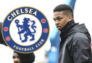 Chelsea vill inte kommentera Jamal Blackmans misstänkta rattfylleri.