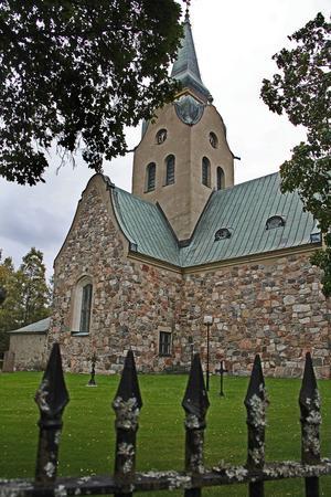 Begravningen hölls i Söderala kyrka den 5 juni.