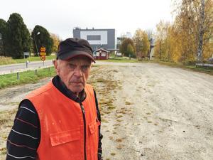 – Utansjö hade aldrig orkat med att ta emot så många flyktingar, säger Erik Sjölander.