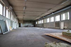 Avesta dance teams nya lokaler bakom gamla posthuset i Krylbo är just nu under uppbyggnad. Ett nytt dansgolv finansierat av kommunen kommer väl till pass då, menar föreningens ordförande Karin Nordlund.