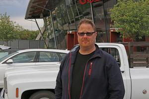 Niklas Källström förlorade sin son Marcus