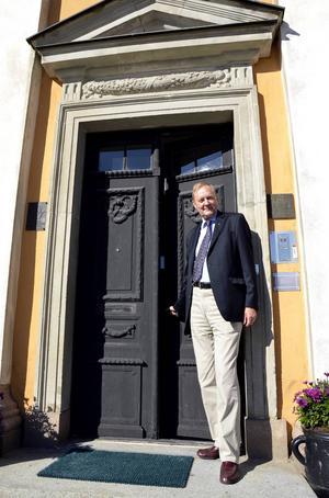 Snart är det dags för Bo Källstrand att stänga dörren för gott och lämna residenset. Vem som ska ta över som landshövding i Västernorrland är inte klart än.