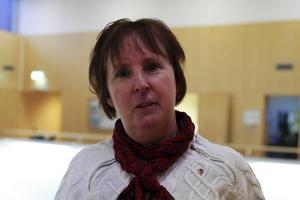 För kommunalrådet i Härjedalen, Gunilla Zetterström Bäcke (S), kom beskedet