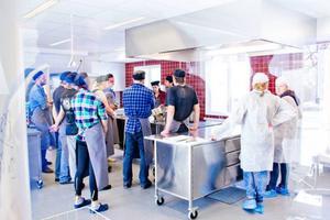 Mathantverkets centrum Eldrimner i Ås har genomgått en stor renovering. På torsdagen var det dags att visa upp centrets nya ansikte för besökare.