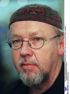 Bengt Berg, poet.