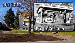 Den svartvita bilden togs 11 november 1970.