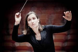 Ariane Matiakh ser vi gärna i Gävle konserthus igen.