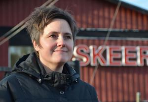 Anna-Karin Bengtar anordnar en MS-gala.