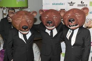 Teddybears spelar på Storsjöyran ...