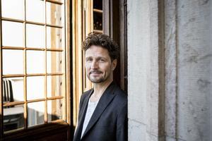 Artisten Moneybrother (Anders Wendin) är med i teveprogrammet