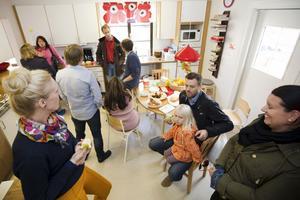 Många kom när föräldrakooperativet Bullerbyn firade 25 årsjubileum.