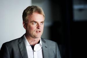 Modo Hockeys ordförande Tomas Byberg berättar om Modos svåra sportsliga period.